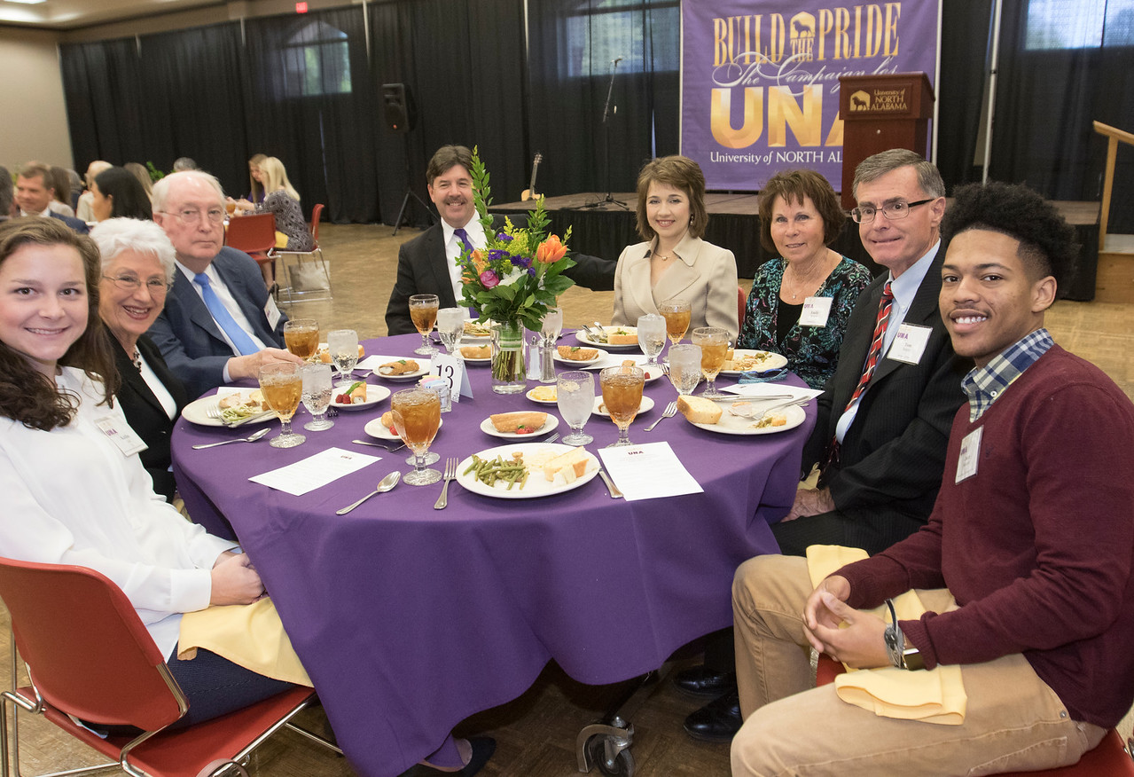 2018 Endowed Scholarship Luncheon