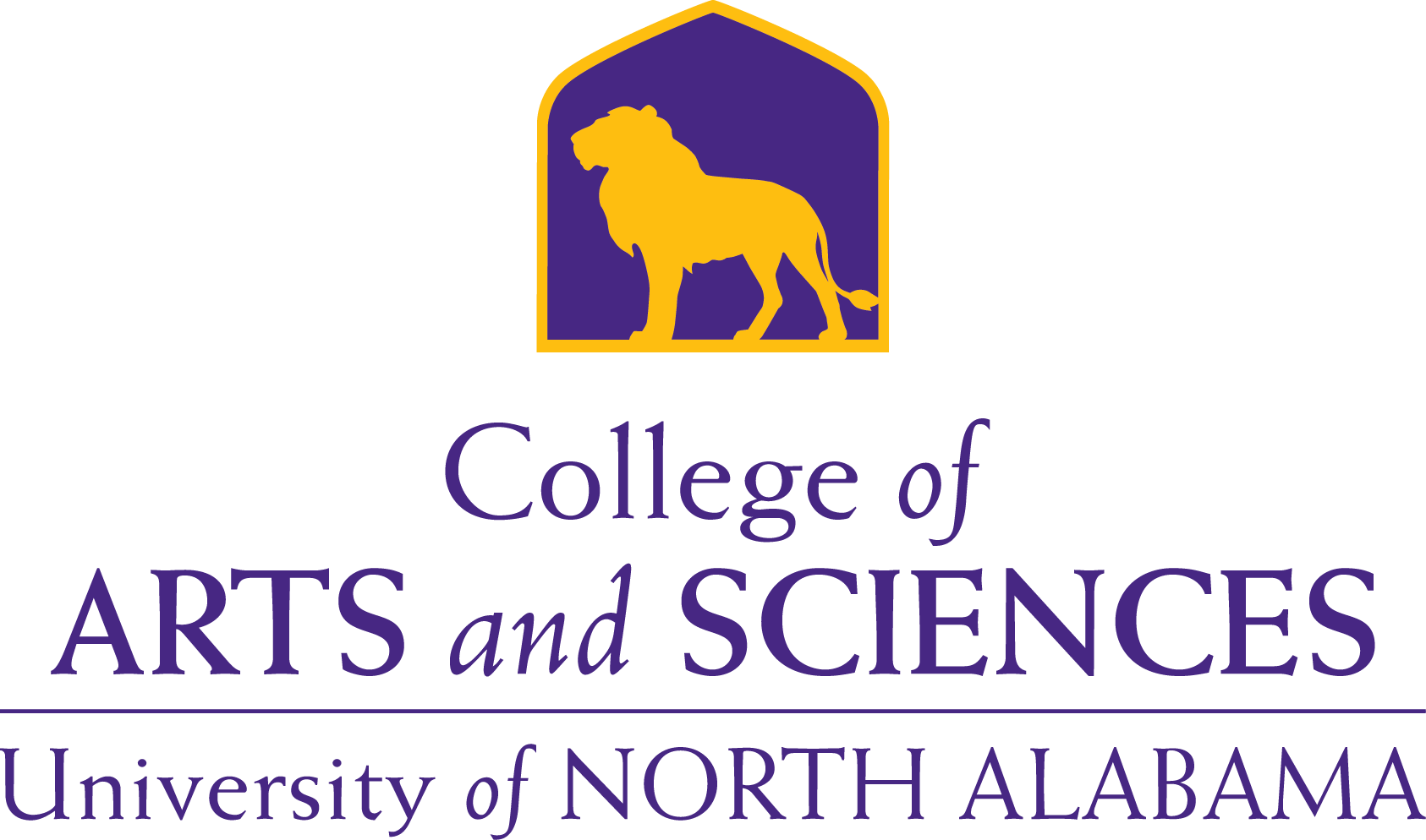 College of Arts & Sciences Lion Gold