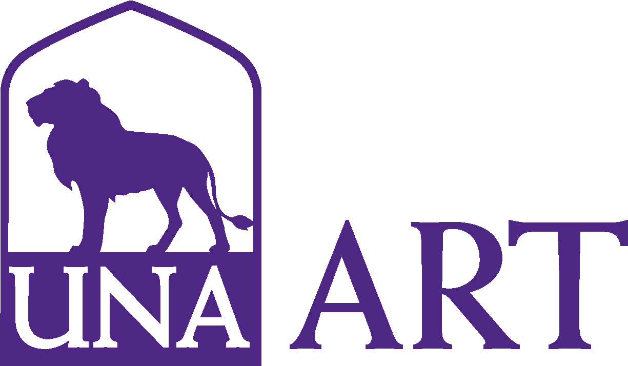 College of Arts and Sciences - Art Logo - Purple - Version 3