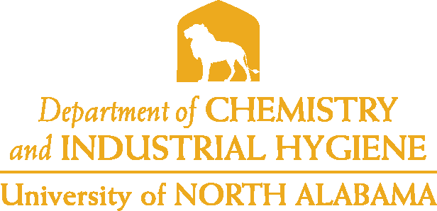 College of Arts and Sciences - Chemistry Logo - Gold - Version 4