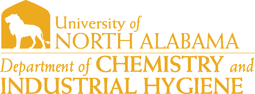 College of Arts and Sciences - Chemistry Logo - Gold - Version 6