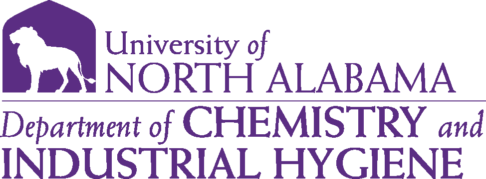 College of Arts and Sciences - Chemistry Logo - Purple - Version 6