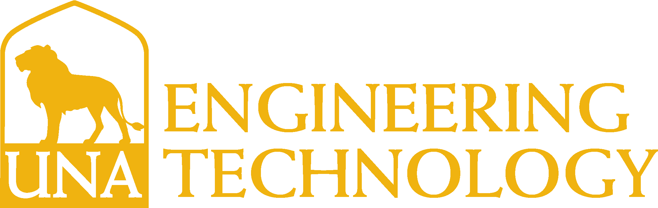 College of Arts and Sciences - Engineering Logo - Gold - Version 3