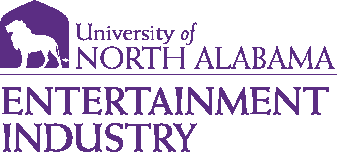 College of Arts and Sciences - Entertainment Industry Logo - Purple - Version 1