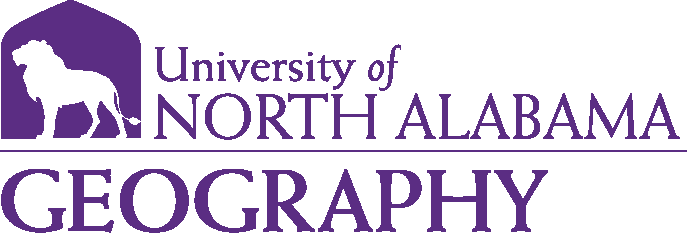 College of Arts and Sciences - Geography Logo - Purple - Version 1