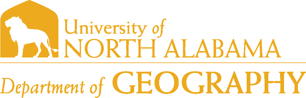 College of Arts and Sciences - Geography Logo - Gold - Version 6