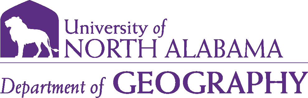 College of Arts and Sciences - Geography Logo - Purple - Version 6