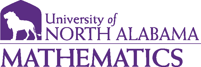 College of Arts and Sciences - Mathematics Logo - Purple - Version 1
