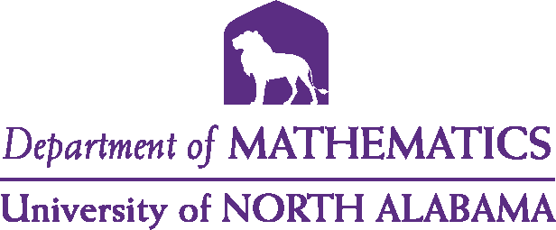 College of Arts and Sciences - Mathematics Logo - Purple - Version 4