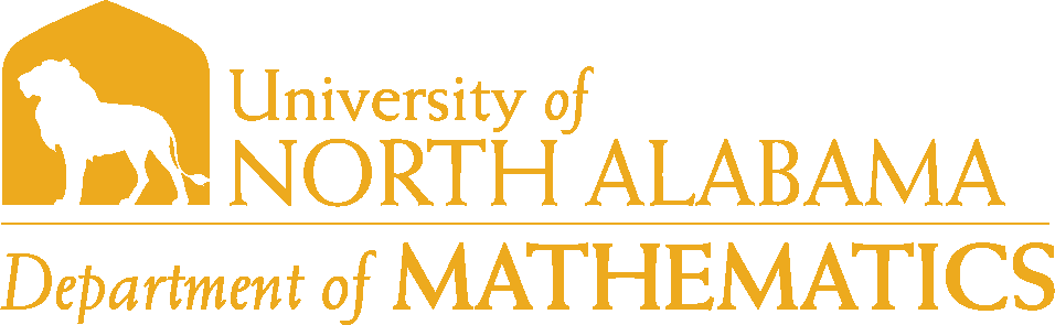 College of Arts and Sciences - Mathematics Logo - Gold - Version 6
