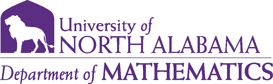 College of Arts and Sciences - Mathematics Logo - Purple - Version 6