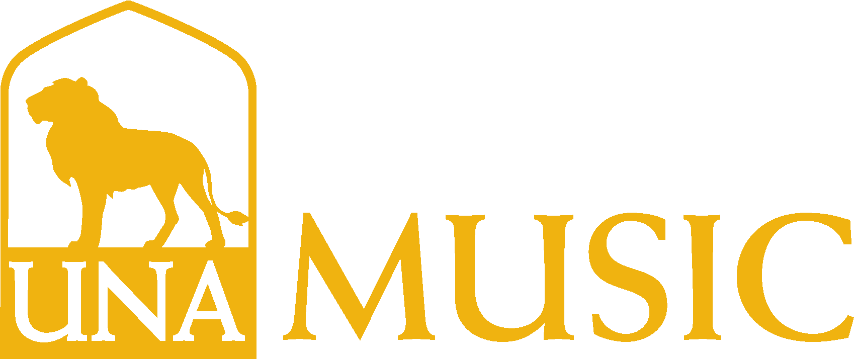 College of Arts and Sciences - Music Logo - Gold - Version 3