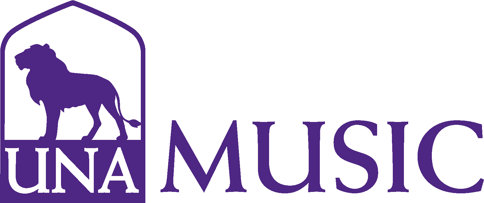 College of Arts and Sciences - Music Logo - Purple - Version 3