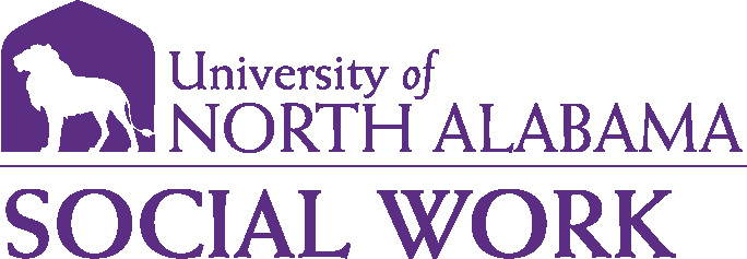 College of Arts and Sciences - Social Work Logo - Purple - Version 1