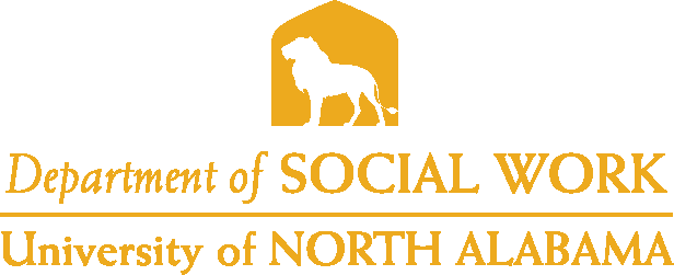 College of Arts and Sciences - Social Work Logo - Gold - Version 4