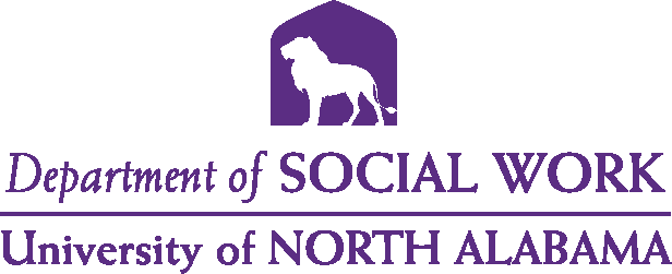 College of Arts and Sciences - Social Work Logo - Purple - Version 4