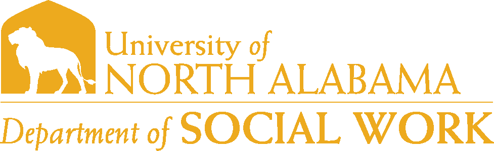 College of Arts and Sciences - Social Work Logo - Gold - Version 6