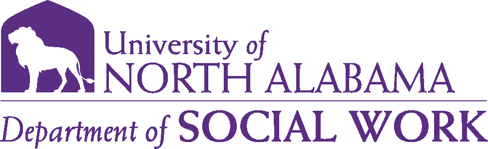 College of Arts and Sciences - Social Work Logo - Purple - Version 6