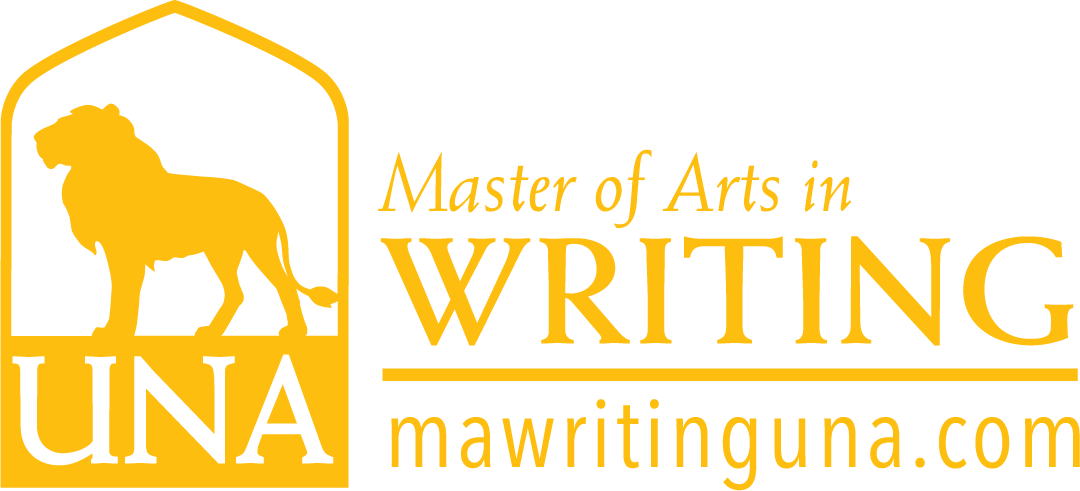 Writing Dept Merchandise Logo in Gold