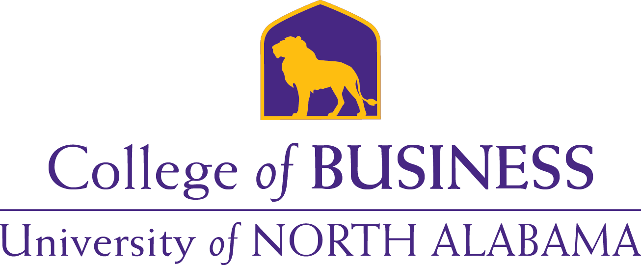 College of Business Lion Gold