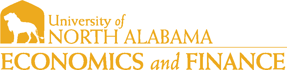 College of Business - Economics and Finance Logo - Gold - Version 1