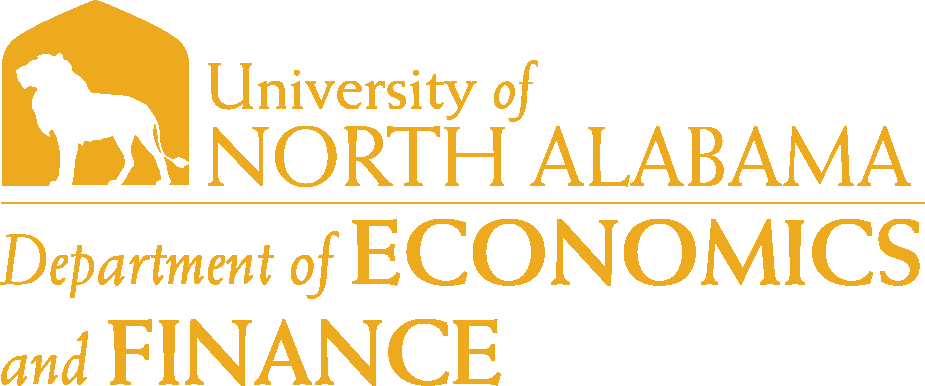 College of Business - Economics and Finance Logo - Gold - Version 6