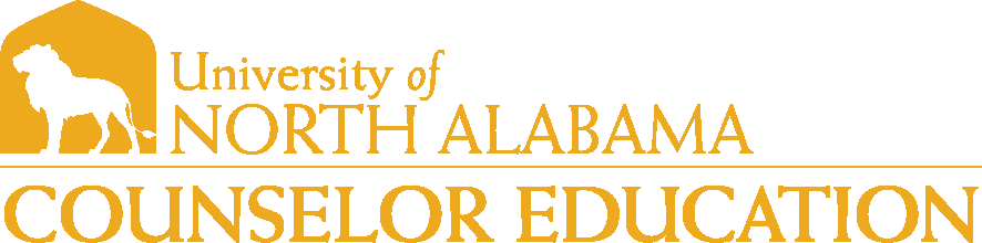 College of Education and Human Sciences - Counselor Education Logo - Gold - Version 1