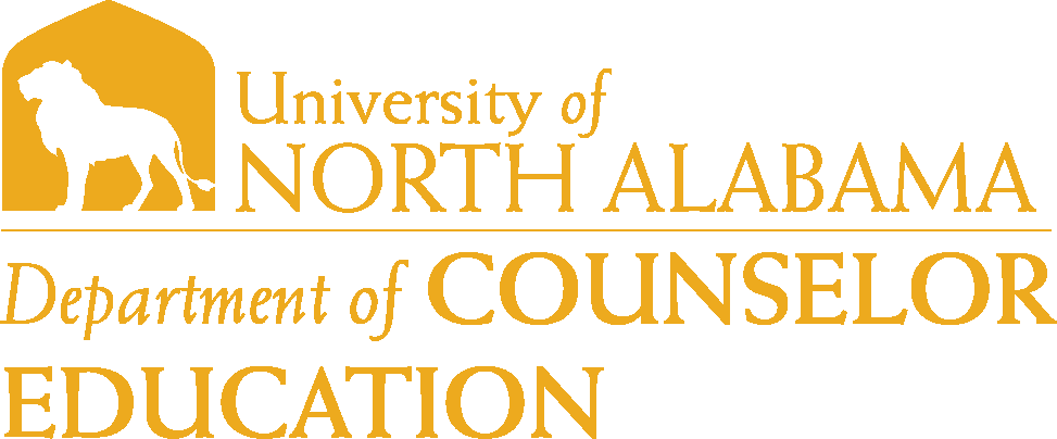 College of Education and Human Sciences - Counselor Education Logo - Gold - Version 6