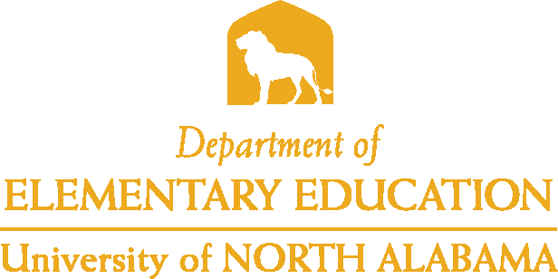 College of Business - Elementary Education Logo - Gold - Version 4