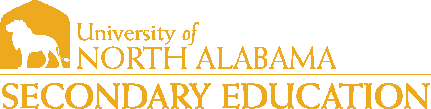 College of Education and Human Services - Secondary Education Logo - Gold - Version 1
