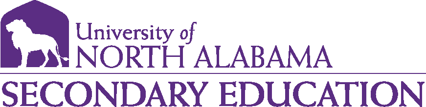 College of Education and Human Services - Secondary Education Logo - Purple - Version 1