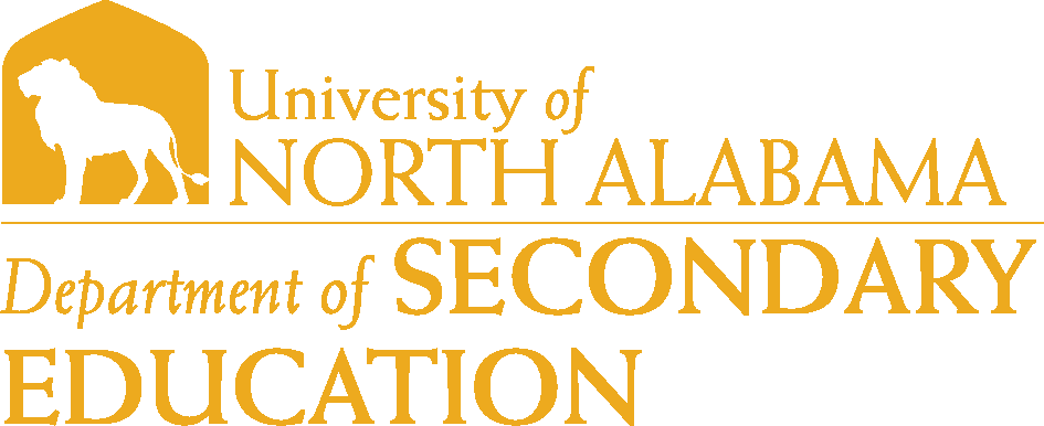 College of Education and Human Services - Secondary Education Logo - Gold - Version 6