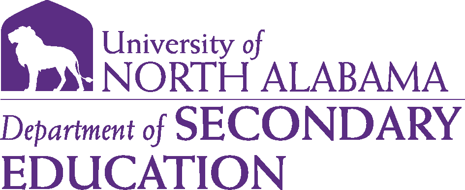 College of Education and Human Services - Secondary Education Logo - Purple - Version 6
