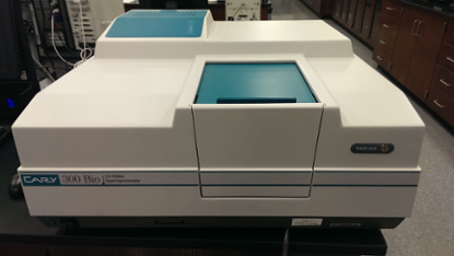 Cary Bio 300 UV-Vis Spectrometer