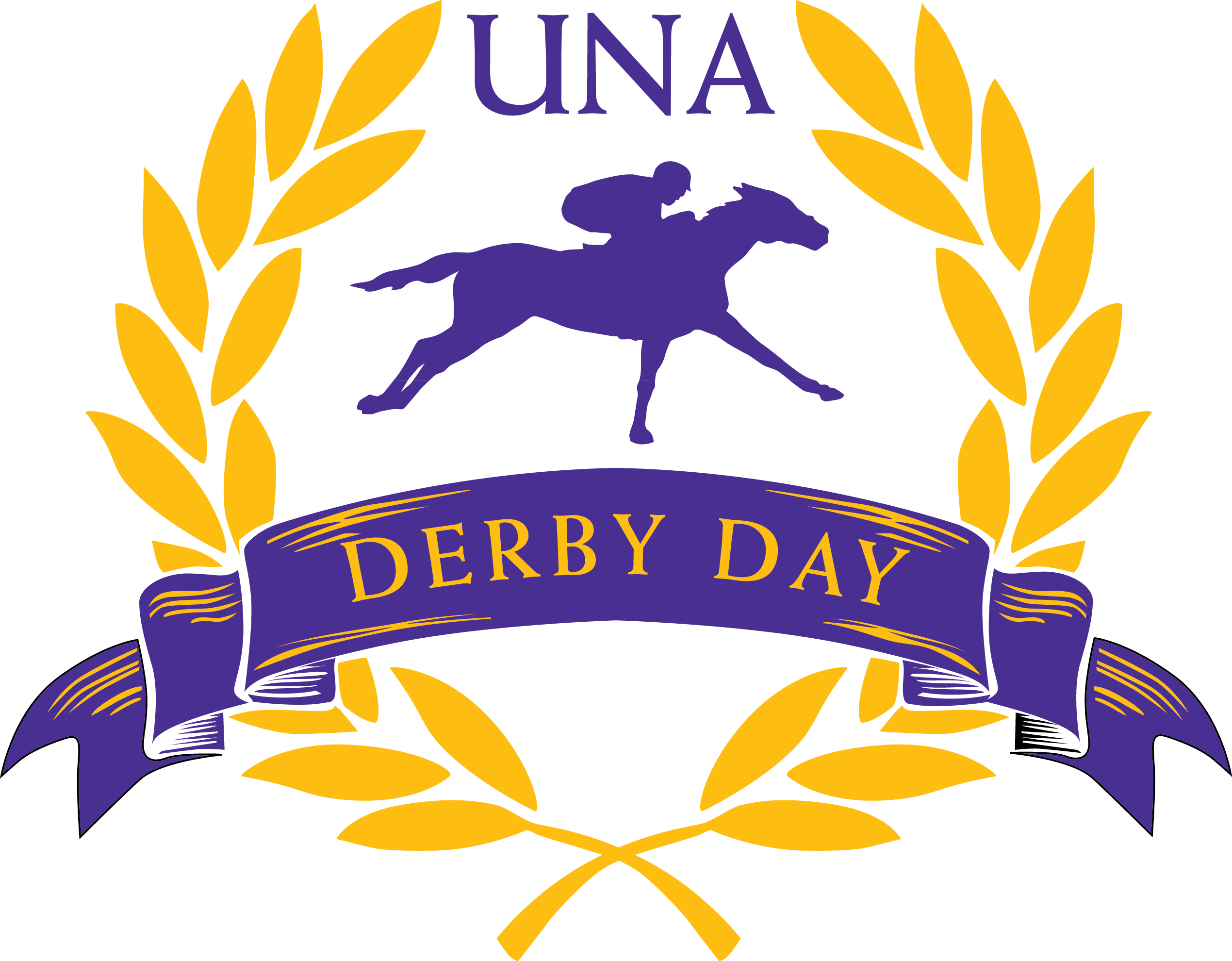 Derby Day Logo