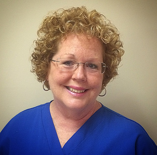 Susan Glasso, Health Services Specialist