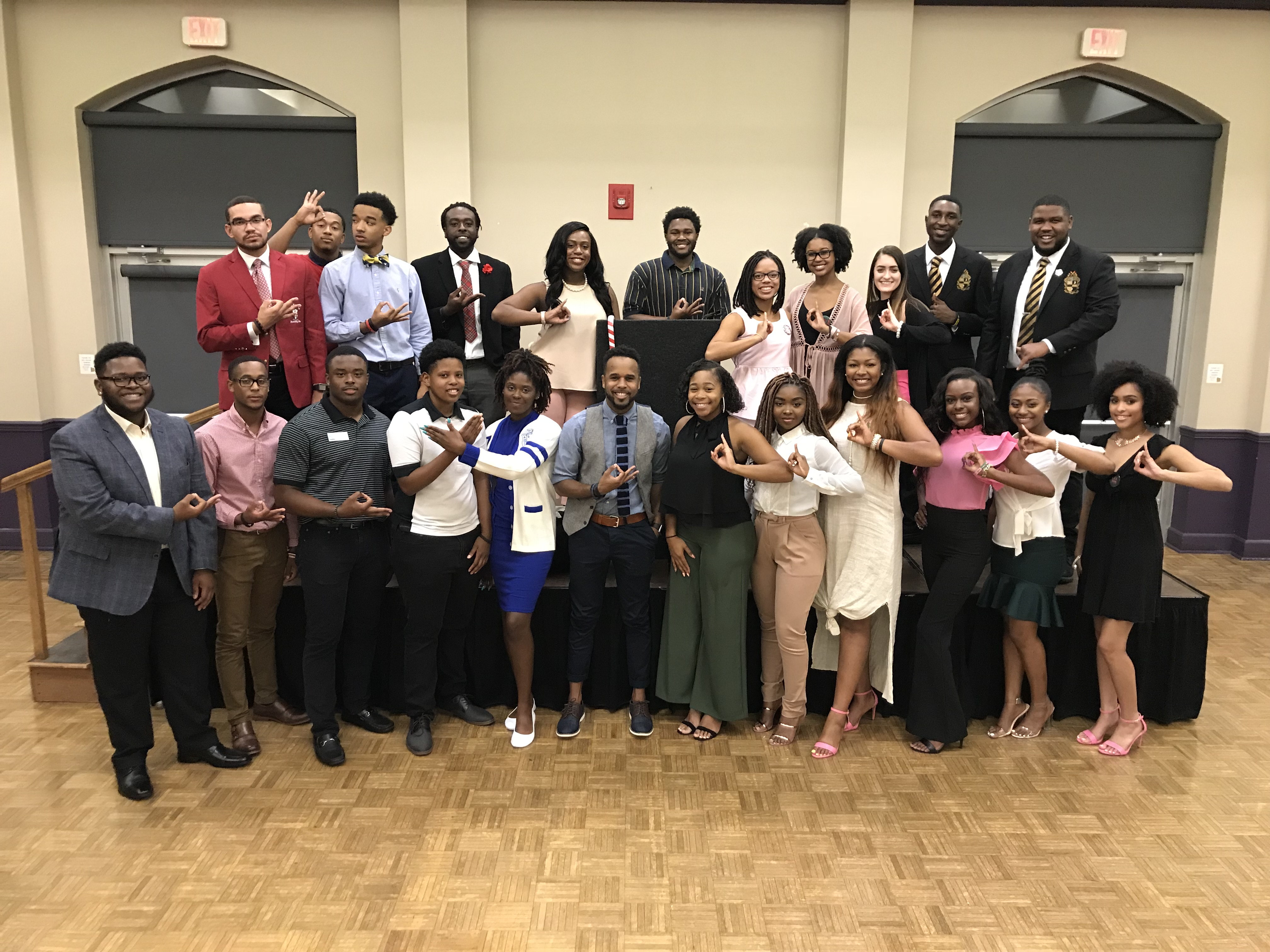 National Pan-Hellenic Council (NPHC)