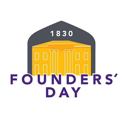 UNA Founders' Day Logo