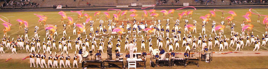 Pride of Dixie Marching Band